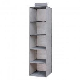 Szary 3/4/5 warstwy warstwa pośrednia typ szuflady szafa wisząca torba do przechowywania organizator pojemnik na gruz wieszak