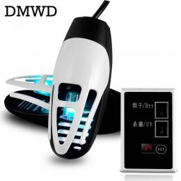 DMWD elektryczna suszarka do butów dezodorant UV buty urządzenie do sterylizacji wysokiej jakości piec suszarka do butów buty st