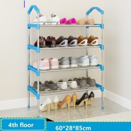 10 warstwy metalu/płótnie stojak na buty buty półka do przechowywania organizator drzwi zdejmowane szafka na buty półka dom umeb
