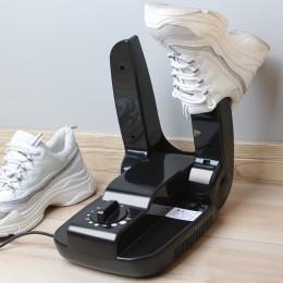 220V piec urządzenie do butów suszarka do sterylizacji antyperspirant składane przenośne elektryczne suszarka do butów buty czar