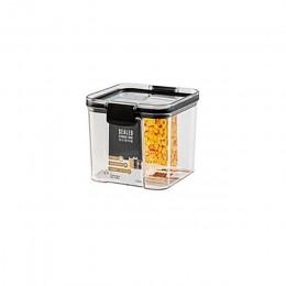 700/1300/1800ML pojemnik do przechowywania żywności plastikowa kuchnia lodówka Noodle Box Multigrain zbiornik przezroczyste zamk
