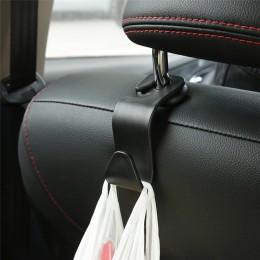 Samochód hak na siedzenie klipy pojazdu wieszak na zagłówek uchwyt na torebkę dla do torby samochodu kiesy tkaniny do przechowyw