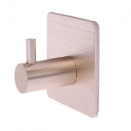 1PC trwały hak do drzwi samoprzylepna strona główna ściana kuchenna hak do drzwi ubrania Hange torby wieszak na klucze ręcznik k
