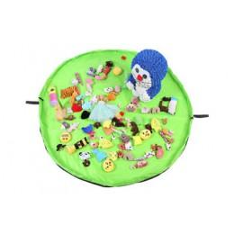 Nowa przenośna torba do przechowywania zabawek dla dzieci i mata do zabawy Lego Toys Organizer etui ze sznurka moda praktyczne t