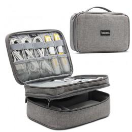 TUUTH Travel cyfrowa torba do przechowywania kabli zasilanie mobilne torba na organizery elektronika torba na akcesoria etui na