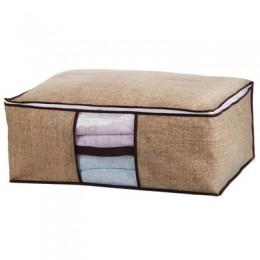 Non-woven rodzina zaoszczędzić przestrzeń schowek Organizador łóżko w pudełko do przechowywania do szafy ubrania Divider organiz