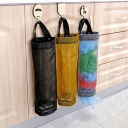Dropshipping domu do przechowywania produktów spożywczych uchwyt na torebkę ścienne torba do zawieszenia worek kuchenny do przec