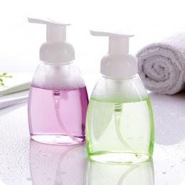 Nowy 30/60/100/150/300ml butelka do spieniania Fine szampon Lotion butelki wielokrotnego użytku pompa piankowa dozownik do mydła