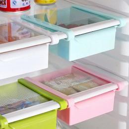 Wielofunkcyjna lodówka świeża przekładka do przechowywania z warstwową konstrukcją pudełko do kuchni do jedzenia pojemnik do prz
