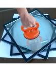 Z tworzywa sztucznego pomarańczowy pojedyncze pazur szkła przyssawki płytki przyssawka antystatyczna podłogi do naprawy karoseri
