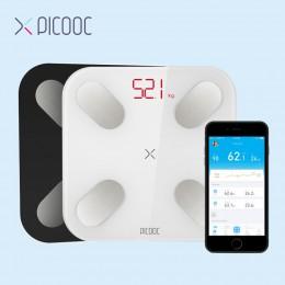 PICOOC mi waga łazienkowa waga podłogowa cyfrowa waga tłuszczu Bluetooth elektroniczna waga zewnętrzna mi ni Smart z aplikacją