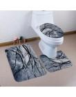 Boże narodzenie mata do kąpieli WC pokrowiec na deskę sedesową mata toaletowa toaleta Tapa Inodoro dekoracja świąteczna łazienka