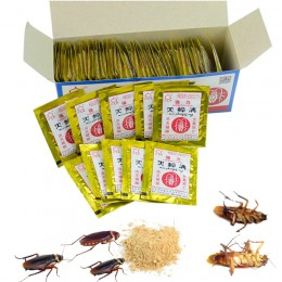 20 sztuk/partia skuteczne karaluch Powder Bait Insect Roach Killer Pest Trap Killer karaluch Bait pestycydów odrzucić Pest...
