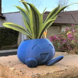 Oddish sadzarka Oddish kwiat soczysty soczysty kwiat roślina doniczkowa doniczka Pokemon pot dropshipping