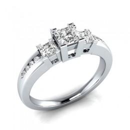 PANSYSEN nowy 2019 naturalny kamień szlachetny obrączki dla kobiet stałe 925 srebro biżuteria pierścień Wedding Party prezent 4