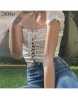 2019 letnia seksowna pusta sukienka do klubu krótki top damska koszulka moda biurowa, damska elegancka off shoulder Slim swobodn