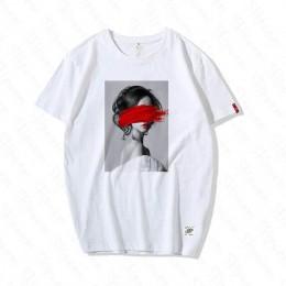 Moda Nordic Vintage Art koszulka damska Harajuku Kawaii Vintage estetyczne 100% bawełny z krótkim rękawem ubranie Plus Size Stre