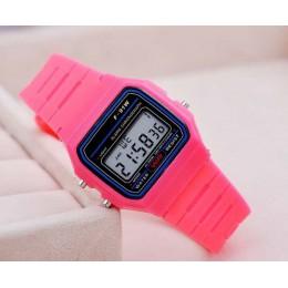 2019 nowy cyfrowy zegarek mężczyźni Chronograph Alarm LED kobiety zegarki elektroniczny zegarek na rękę wodoodporny zegarek wojs
