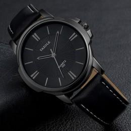 YAZOLE biznesowy zegarek na rękę mężczyźni zegarki Top marka luksusowa moda zegarek nowy męski zegarek kwarcowy dla mężczyzn god