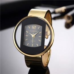 Zegarki damskie 2019 nowa luksusowa markowa bransoletka zegarek złota srebrna tarcza pani sukienka kwarcowy zegar gorący seks ko