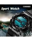 Moda dla dzieci dzieci zegarki LED sportowe cyfrowe zegarki dla chłopców dziewcząt Luminous elektroniczny zegarek wodoodporny re