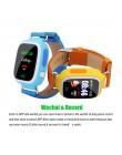 Q90 zegarek z funkcją śledzenia GPS ekran dotykowy WIFI lokalizacja zegarek GPS dzieci SOS wyszukiwarka połączeń Tracker dla dzi