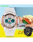 SANDA dzieci Sport zegarki LED cyfrowy zegarek dla dzieci dzieci zegarek wodoodporny relogio masculino chłopcy dziewczęta Alarm