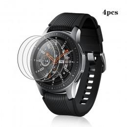 3 szt. Do Samsung Galaxy Watch 42mm 46mm ochronne szkło hartowane na ekran ochronna folia ochronna Anti Explosion Anti-shatter