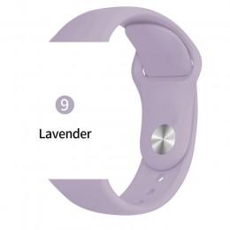 Silikonowy pasek na pasek do Apple Watch 38mm 42mm iwatch 5 pasek 44mm 40mm bransoletka sportowa gumy pasek do zegarka iwatch 4