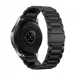 Bransoletka do Samsung Galaxy watch 46mm 42mm wysokiej jakości opaska ze stali nierdzewnej pasek zespół metalowy do Samsung Gear