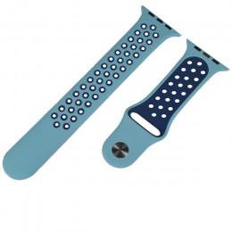 Opaska na zegarek z jabłkiem 5 4 3 2 1 42mm 38mm 40mm 44mm bransoletka NIKE + pasek silikonowy do iwatch sports series 5 4 akces