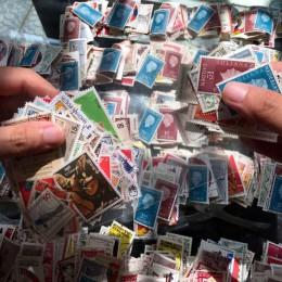 100 sztuk/partia bez powtórzeń znaczki pocztowe kolekcje z wielu krajów z znaczkiem pocztowym marki pocztowej wszystkie używane,