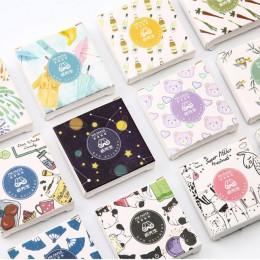 40 sztuk/paczka moda lato papierowa naklejka Album Diy karteczki do terminarza podręcznik etykieta dekoracyjna naklejki scrapboo