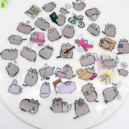 39 sztuk kreatywny śliczne samoprzylepne naklejka z kotem naklejki do scrapbookingu/dekoracyjna naklejka/DIY craft albumy ze zdj
