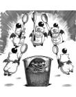 TOUCHFIVE 6/12/30 markery zestaw na bazie alkoholu szkic markery pędzelek do zdobień dla Manga do rysowania artystycznego dostaw