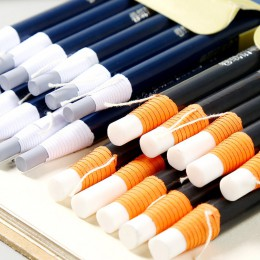 7MM do kresek rolkę papieru wyróżnij miękką gumkę profesjonalny obraz gumka do ołówka dla dzieci rysunek papiernicze artykuły sz