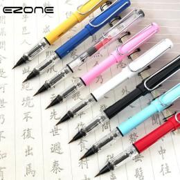 EZONE w nowym stylu pędzel do pisania piórkowy pędzel tradycyjny chiński obraz z kaligrafią rysunek kuplety regularne dostarczan
