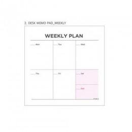 Śliczne Kawaii tygodniowy miesięczny terminarz pracy pamiętnik Agenda Dokibook notatniki na przybory szkolne dla dzieci