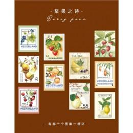 1 sztuk/1 partia Washi taśmy maskujące literackie roślin klej dekoracyjny Scrapbooking papier do majsterkowania japońskie naklej