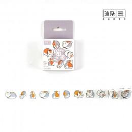 16 serii bajki taśma klejąca washi taśma diy do scrapbookingu etykieta samoprzylepna taśma maskująca, 15mm x 7m i 30mm x 7m