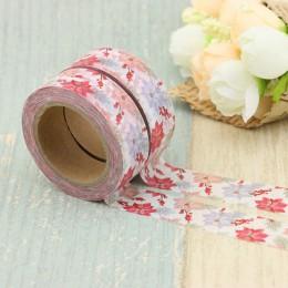 15mm X 10m śliczne Lotkawaii owoców żywności zwierząt dekoracyjne Washi taśma diy do scrapbookingu papierowa taśma maskująca szk