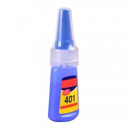 Super silny płynny klej wielofunkcyjny 401 klej błyskawiczny 20g Home Office School zapas kosmetyków do paznokci do drewna z two