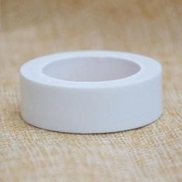 NOVERTY 15mm * 10m DIY folia czarny biały taśma Washi Scrapbooking taśma klejąca maskująca taśmy naklejki dekoracyjne papiernicz