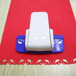 Bez wysiłku kwiat dziurkacz prace ręczne z papieru stemple do scrapbookingu Puncher maszyna cięcie papieru narzędzia diy materia