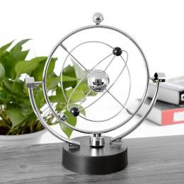 Kinetic orbitalny gadżet obrotowy Perpetual Motion biurko dekoracje biurowe artystyczna zabawka prezent biurko
