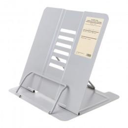 Przenośny metalowy regulowany czytnik książek wspornik do uchwytu półka na dokumenty l29k