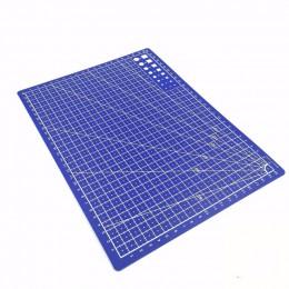 1PC 30*22cm A4 linie siatki mata do cięcia samogojąca Mat Craft karty tkanina skórzana tekturowe