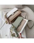 Kontrastowy kolor skórzany krzyż torebka s dla kobiet 2020 torba podróżna moda prosta torba na ramię damska torba crossbody tore