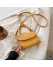 Kobiety moda PU skóra ramię mała klapa Crossbody torebki górny uchwyt Messenger torby wysokiej jakości luksusowe damskie torebki