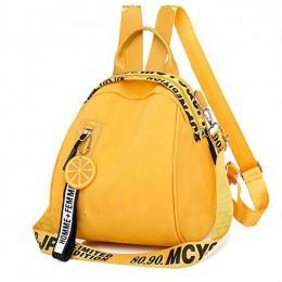 Nowy wielofunkcyjny plecak kobiety wodoodporny Oxford Bagpack kobieta z zabezpieczeniem przeciw kradzieży plecak tornister dla d
